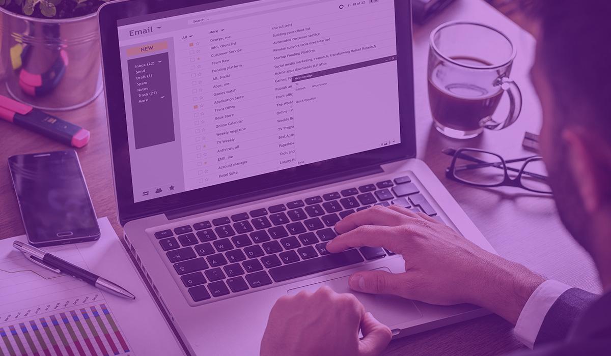 Cobrança por e-mail: como fazer?