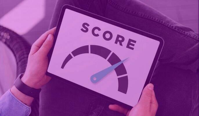A consulta de score do CPF ajuda a diminuir o risco de inadimplência nas empresas